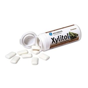 Miradent Xylitol Chewing-gum CINNAMON