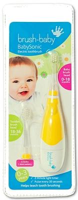 Szczoeczka soniczna dla dzieci BabySonic