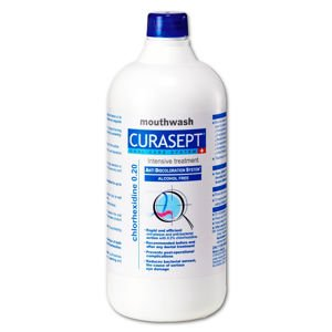 CURASEPT ADS 920 Medical 900ml - płyn do płukania jamy ustnej z chlorheksydyną 0,2%