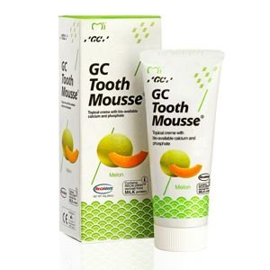 GC Tooth Mousse - MELON - Płynne szkliwo bez fluoru - 35ml
