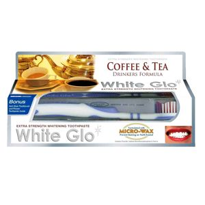 White Glo Coffee and Tea Drinkers Formula - wybielająca pasta do zębów 100ml