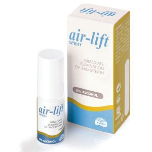 Air-Lift Mouth Spray Good Breath -  Odświeżający Spray do jamy ustnej