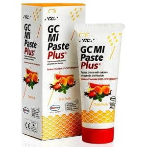 GC MI Paste Plus - TUTTI-FRUTTI - Płynne szkliwo z fluorem - 35ml
